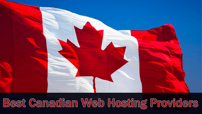 best canadian web hosts
